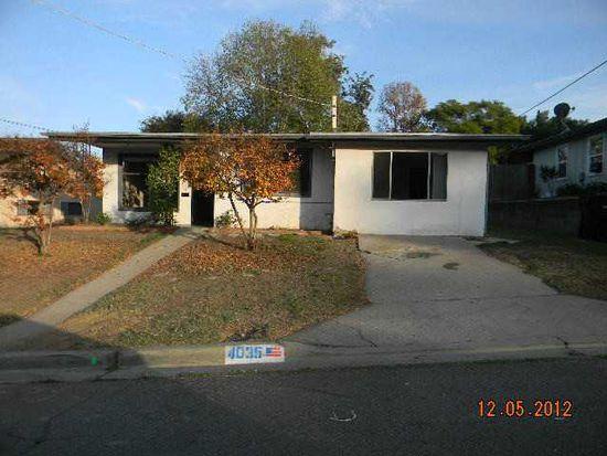 4035 Marron St, San Diego, CA 92115