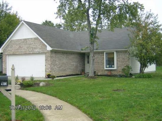 4807 Countrybrook Ln, Indianapolis, IN 46254