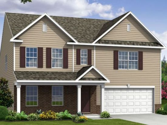 Jefferson - The Enclave at Winton Meadows by Beazer Homes