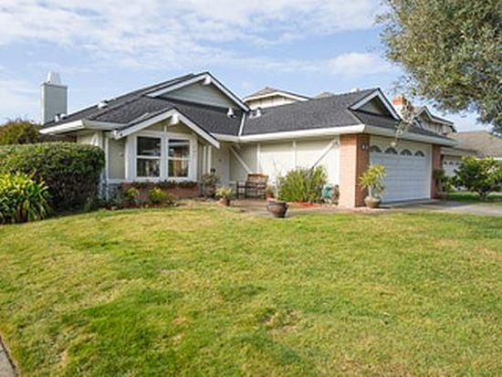 602 Somerset Ln, Foster City, CA 94404