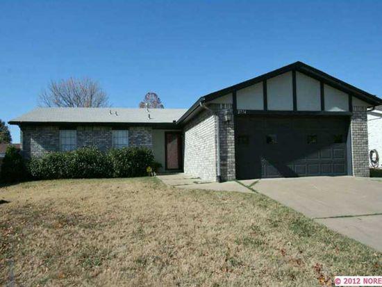 2734 S 136th East Pl, Tulsa, OK 74134