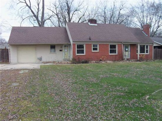 31 N Park Dr, Anderson, IN 46011
