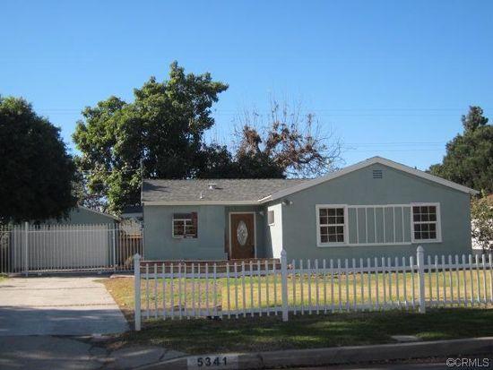 5341 N Oakbank Ave, Covina, CA 91722