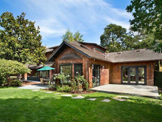 260 Arden Rd, Menlo Park, CA 94025