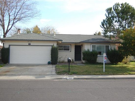 117 Raleigh Dr, Vacaville, CA 95687