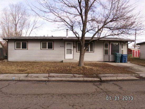 416 N 4th W, Mountain Home, ID 83647