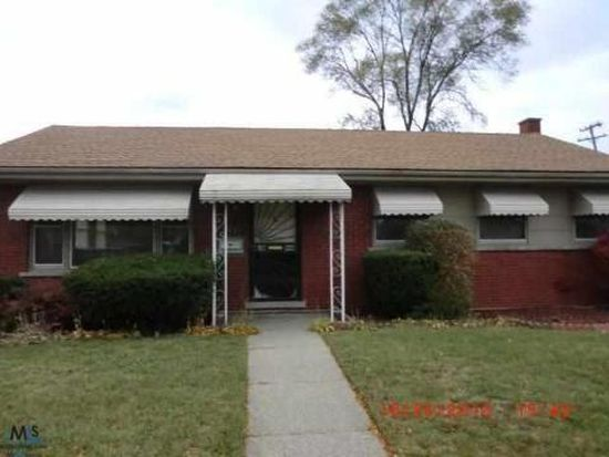 20561 Mansfield St, Detroit, MI 48235