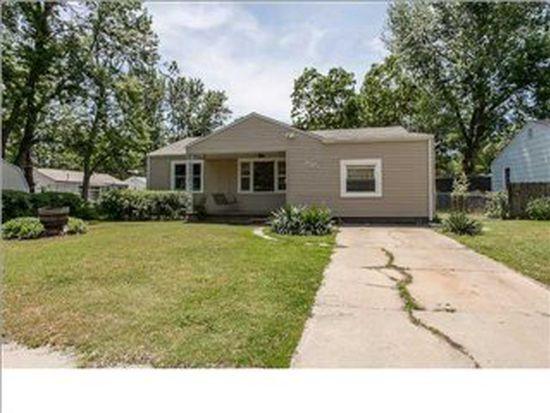 2515 E Kinkaid St, Wichita, KS 67211