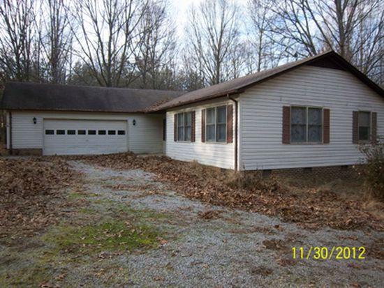 533 Dodson Rd, Blairs, VA 24527