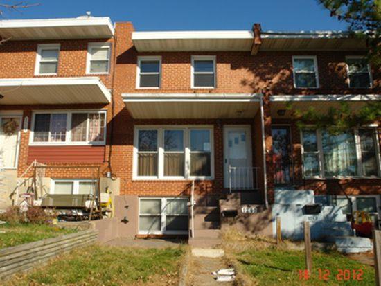 1241 Haverhill Rd, Baltimore, MD 21229