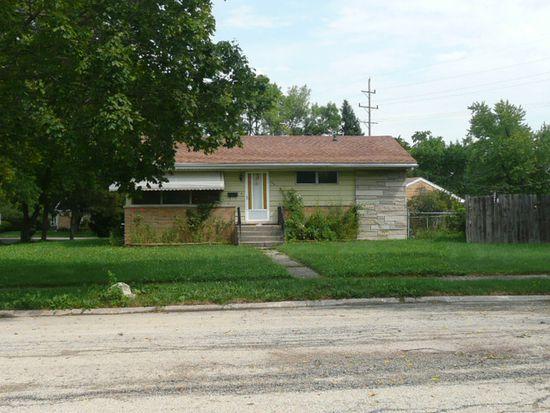 4814 Sunnyside Dr, Hillside, IL 60162