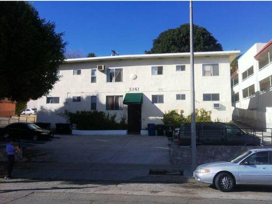 5261 Huntington Dr N APT 1, Los Angeles, CA 90032