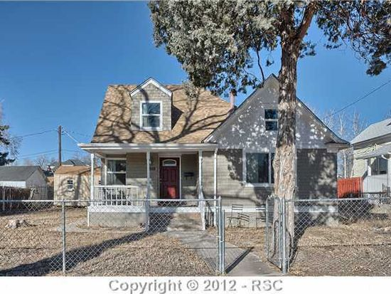 1010 E Cimarron St, Colorado Springs, CO 80903
