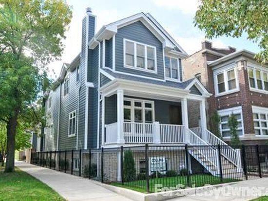 2109 W Belle Plaine Ave, Chicago, IL 60618