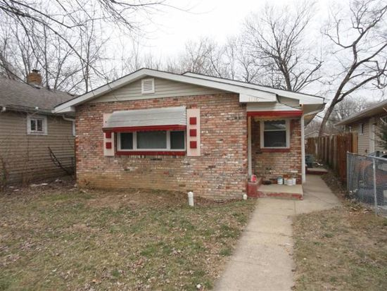 1336 W Pruitt St, Indianapolis, IN 46208