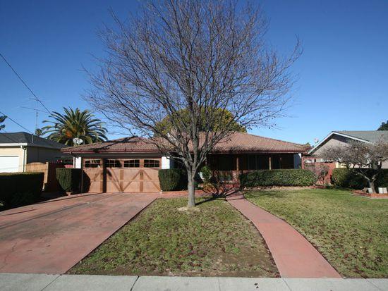 1593 Kingman Ave, San Jose, CA 95128