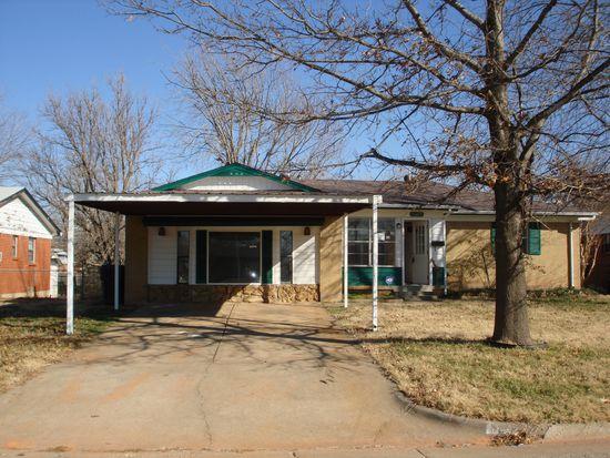 5332 S Monte Pl, Oklahoma City, OK 73119