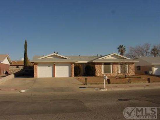 1624 Billie Marie Dr, El Paso, TX 79936