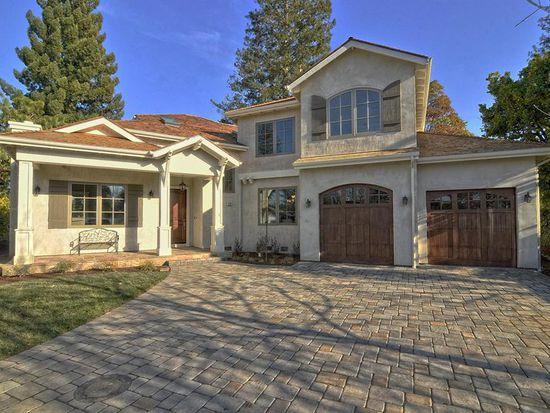 1131 Saxon Way, Menlo Park, CA 94025