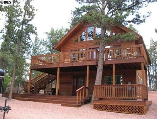 45 Erie Ct, Red Feather Lakes, CO 80545