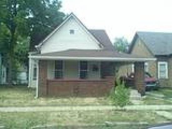 2008 W New York St, Indianapolis, IN 46222
