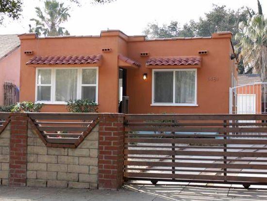 1481 Navarro Ave, Pasadena, CA 91103