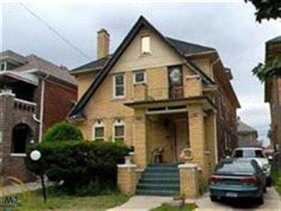 2956 Leslie St, Detroit, MI 48238