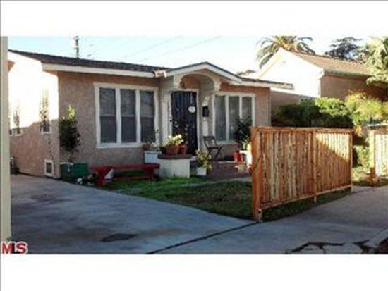 4816 W 23rd St, Los Angeles, CA 90016