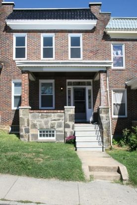4208 Berger Ave, Baltimore, MD 21206