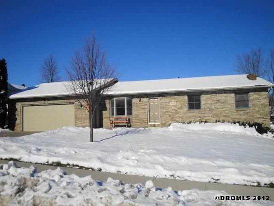 5125 Saratoga Rd, Asbury, IA 52002