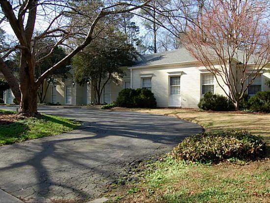 1350 W Wesley Rd NW, Atlanta, GA 30327