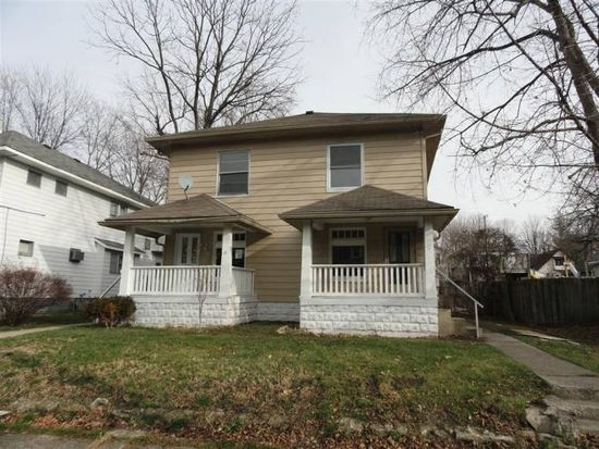 31 S Spencer Ave, Indianapolis, IN 46219