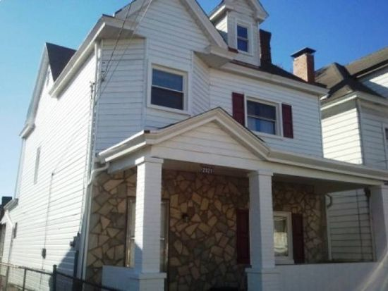 2921 Glenmawr St, Pittsburgh, PA 15204