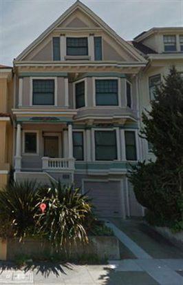856A Clayton St, San Francisco, CA 94117