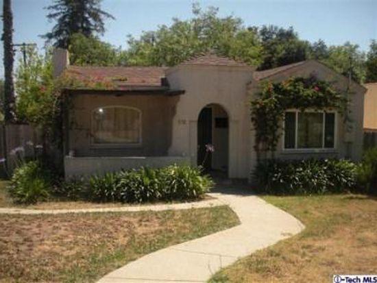 172 W Harriet St, Altadena, CA 91001