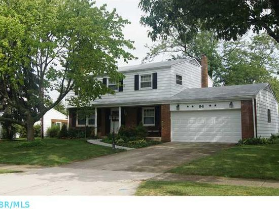 94 Daleview Dr, Westerville, OH 43081