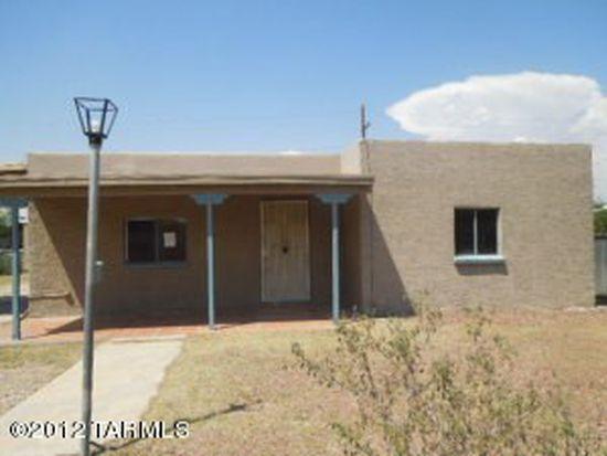 2810 W Carnauba St, Tucson, AZ 85705