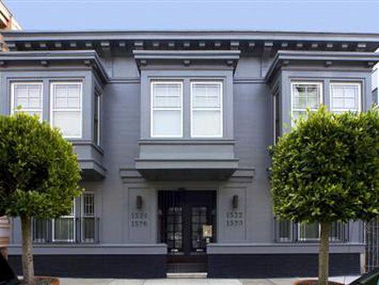 1524 Mason St, San Francisco, CA 94133