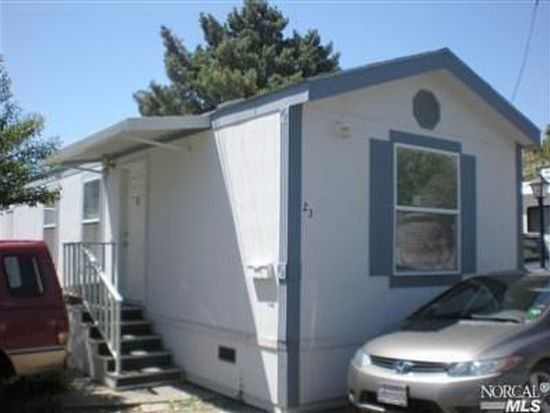 700 Shady Glen Rd SPC 23, Vacaville, CA 95688