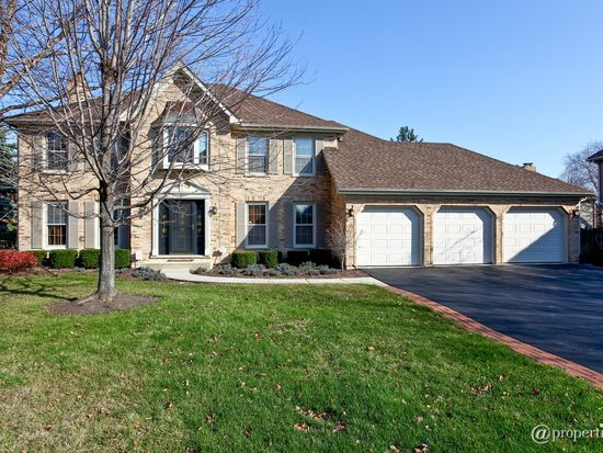 1731 Quarter Horse Ct, Wheaton, IL 60189
