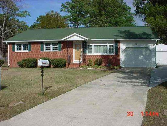 16 E Donna Ct, Jacksonville, NC 28546