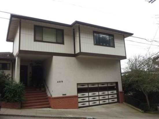 400 Lansdale Ave, San Francisco, CA 94127