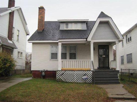 15383 Parkside St, Detroit, MI 48238