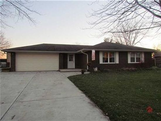 5981 Evelyn Ave, Franklin, IN 46131