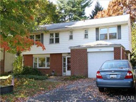 1142 N 26th St, Allentown, PA 18104