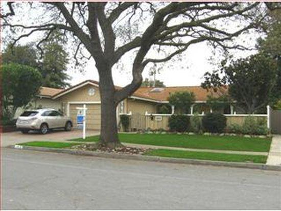 1054 Timbercrest Dr, San Jose, CA 95120