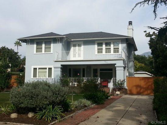1615 E Mountain St, Pasadena, CA 91104