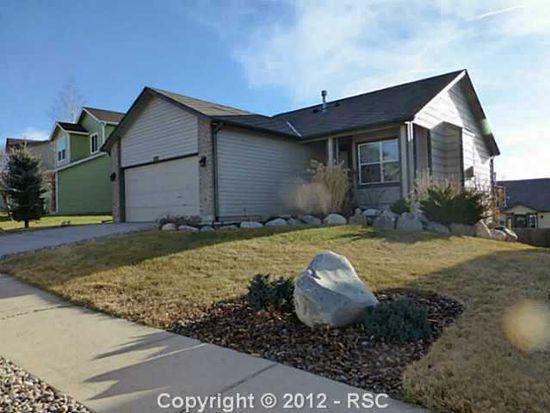 7121 Grand Prairie Dr, Colorado Springs, CO 80923