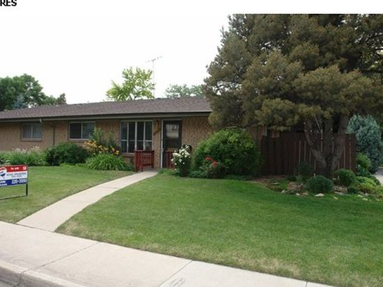 2625 Leisure Dr, Fort Collins, CO 80525
