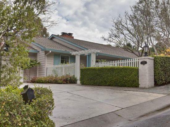 447 Remillard Dr, Hillsborough, CA 94010
